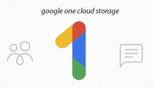 Google One Cloud Storage