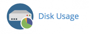 Disk Usage Icon